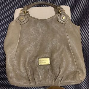 Marc by Marc Jacobs grey hobo bag (rare)